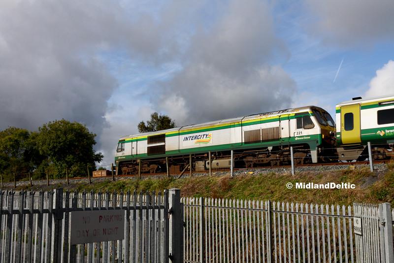 221, Mountrath Rd Portlaoise, 30-09-2016
