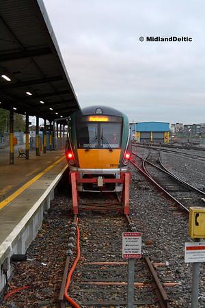 Dublin (Rail), 28-10-2017