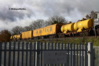 Sperry Train, Mountrath Rd Portlaoise, 25-10-2017