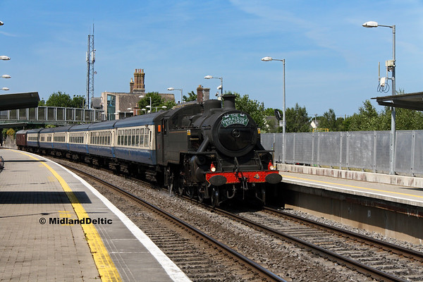 Portlaoise / Portarlington (Rail), 20-06-2017