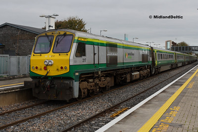 217, Portlaoise, 10-12-2017