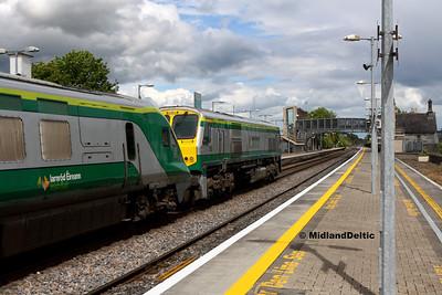 Portlaoise (Rail), 18-05-2017
