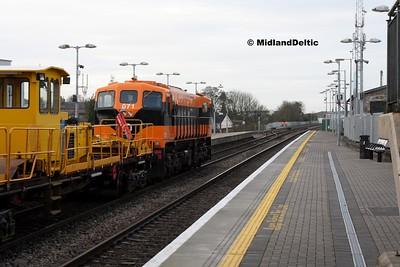 Portlaoise (Rail), 24-02-2017