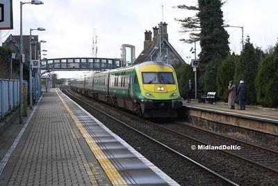 Portlaoise (Rail), 28-02-2017