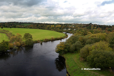 River Blackwater, Mallow, 14-10-2017