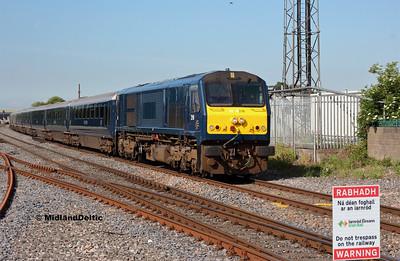 Portlaoise (Rail), 04-06-2018