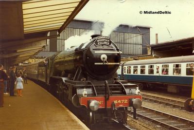 Carlisle (Rail), 27-07-1983