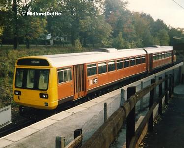1986 Rail