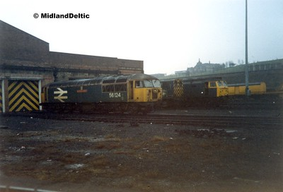 56124, Gateshead Shed, 01-03-1987