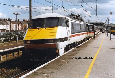 BR Class 91