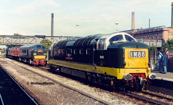 GB Classes (Rail)