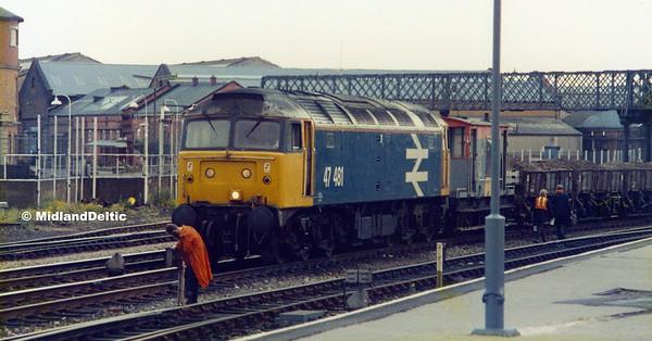 BR Class 47