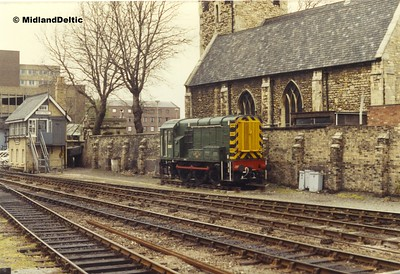 D3167, Lincoln Central, 14-04-1990