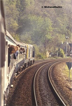 East Midlands Ranger, April 1990