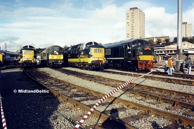 Leicester Depot Open Day, 06-09-1992