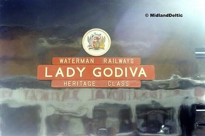 47710 (Nameplate), Basford Hall Yard, 21-08-1994