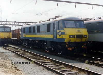 90128, Basford Hall Yard, 21-08-1994