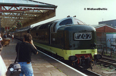 D9019, Loughborough Central, 30-07-1994