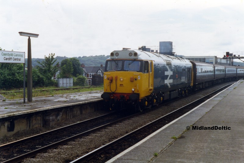 50031, Cardiff Central, 10-06-1998