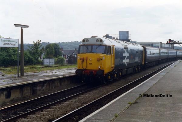 Cardiff Central (Rail), 10-06-1998