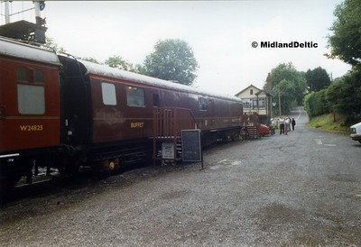 1106, Gwili Railway, 05-06-1998