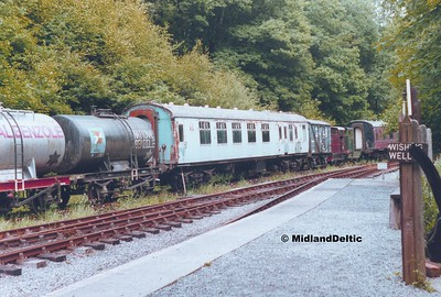 BCK, Gwili Railway, 05-06-1998