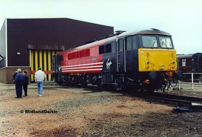 87023, Polmadie Depot, 16-09-2000