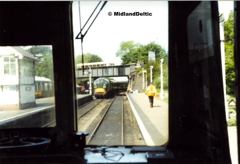 D6732, Sheringham, 10-06-2000