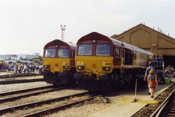 GB Class 66