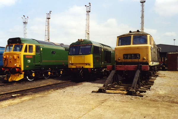 BR Class 50