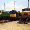 50007, 60081, D7029, Old Oak Common, 05-08-2000