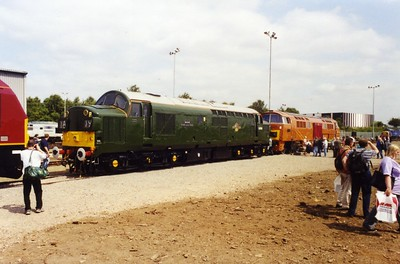 D6700, Old Oak Common, 05-08-2000