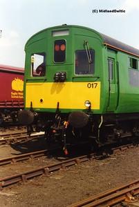 306017, Old Oak Common, 5-8-2000