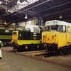 D1524, D9000, 500??, Old Oak Common, 5-8-2000