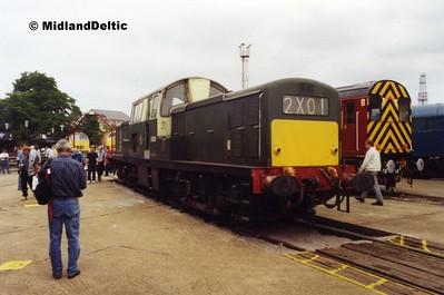 D8568, Old Oak Common, 05-08-2000