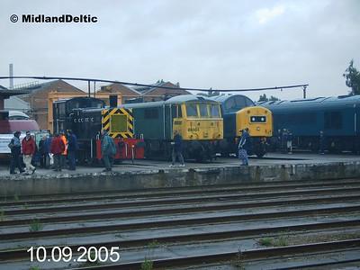D21xx, 86604, 40145, Bombardier Crewe, 10-09-2005