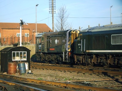 D4067, Loughborough Central, 11-12-2005