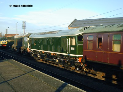 D5185, D8048, Loughborough Central, 11-12-2005