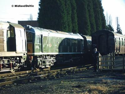 D5185, Loughborough Central, 11-12-2005