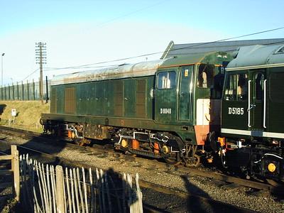D8048, Loughborough Central, 11-12-2005