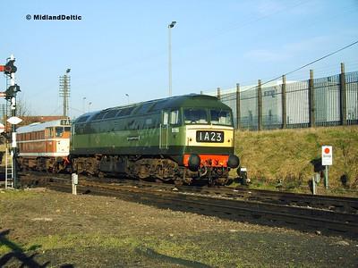 D1705, Loughborough Central, 11-12-2005
