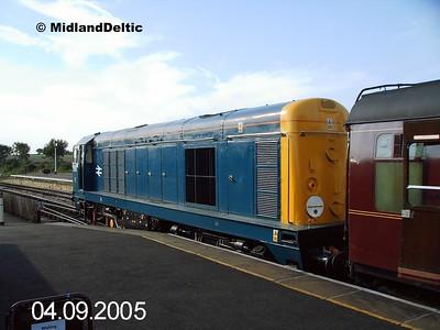 20001, Swanwick Junction, 04-09-2005
