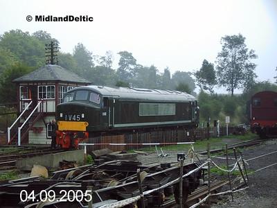 D182, Butterley, 04-09-2005