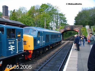 45112, Bishops Lydeard, 8-5-2005