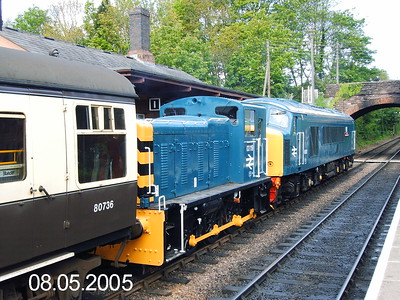 03119, 45112, Bishops Lydeard, 08-05-2005