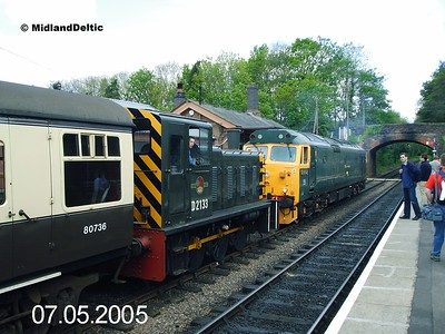 D2133, 50007, Bishops Lydeard, 07-05-2005