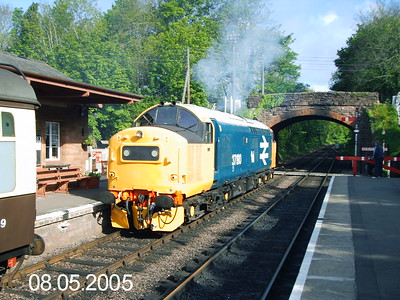 37190, Bishops Lydeard, 8-7-2005