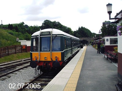 Wirksworth (Rail), 02-07-2005