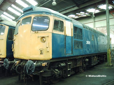 26011, Barrow Hill, 09-07-2006