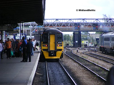 Nottingham (Rail), 24-07-2009